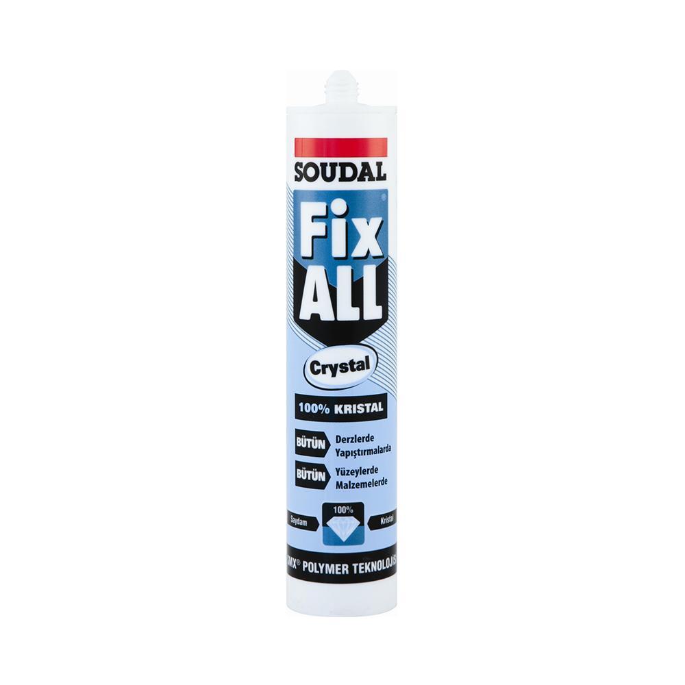 Soudal Fix ALL Crystal, kristal 290 ML