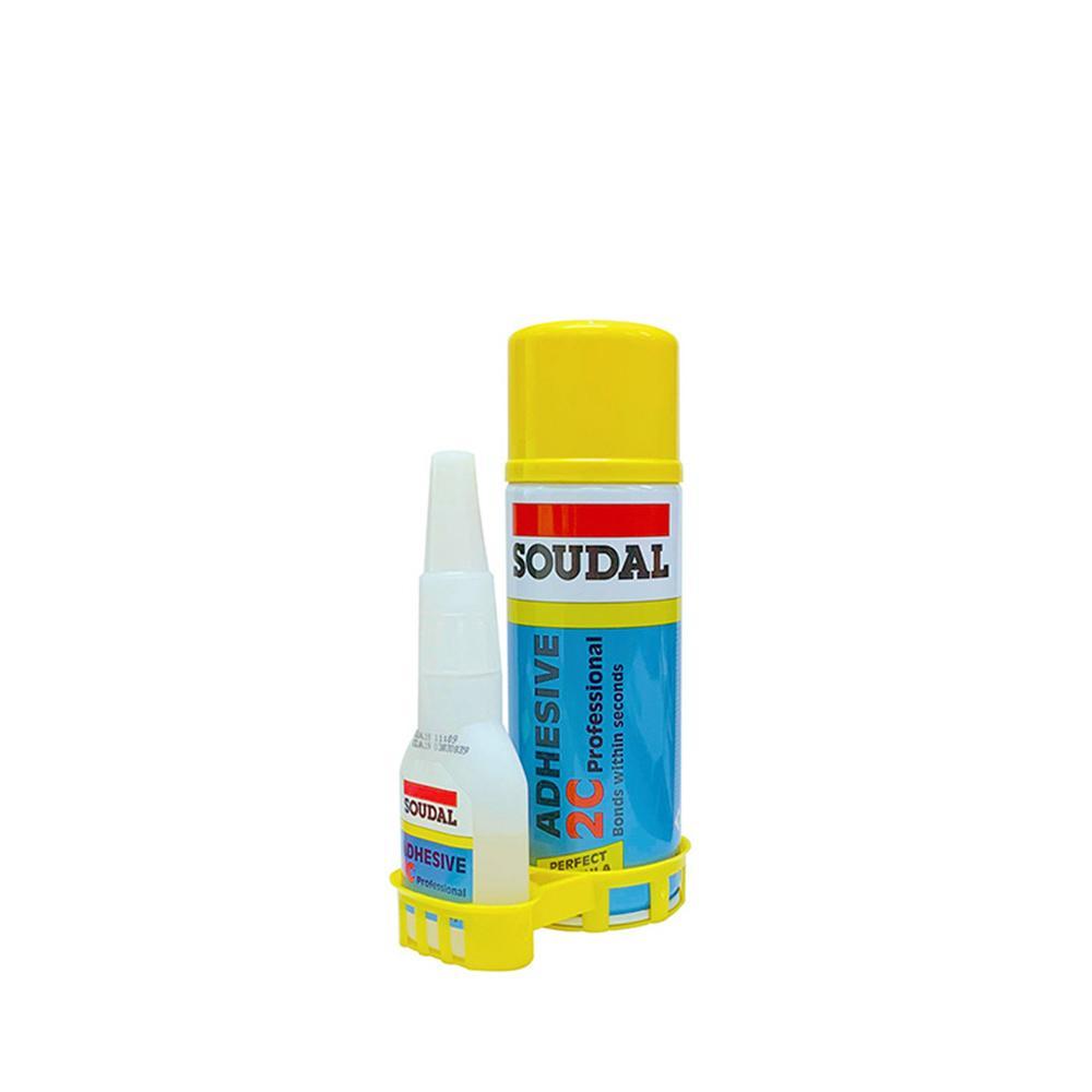 Soudal Adhesive 2C hızlı yapıştırıcı