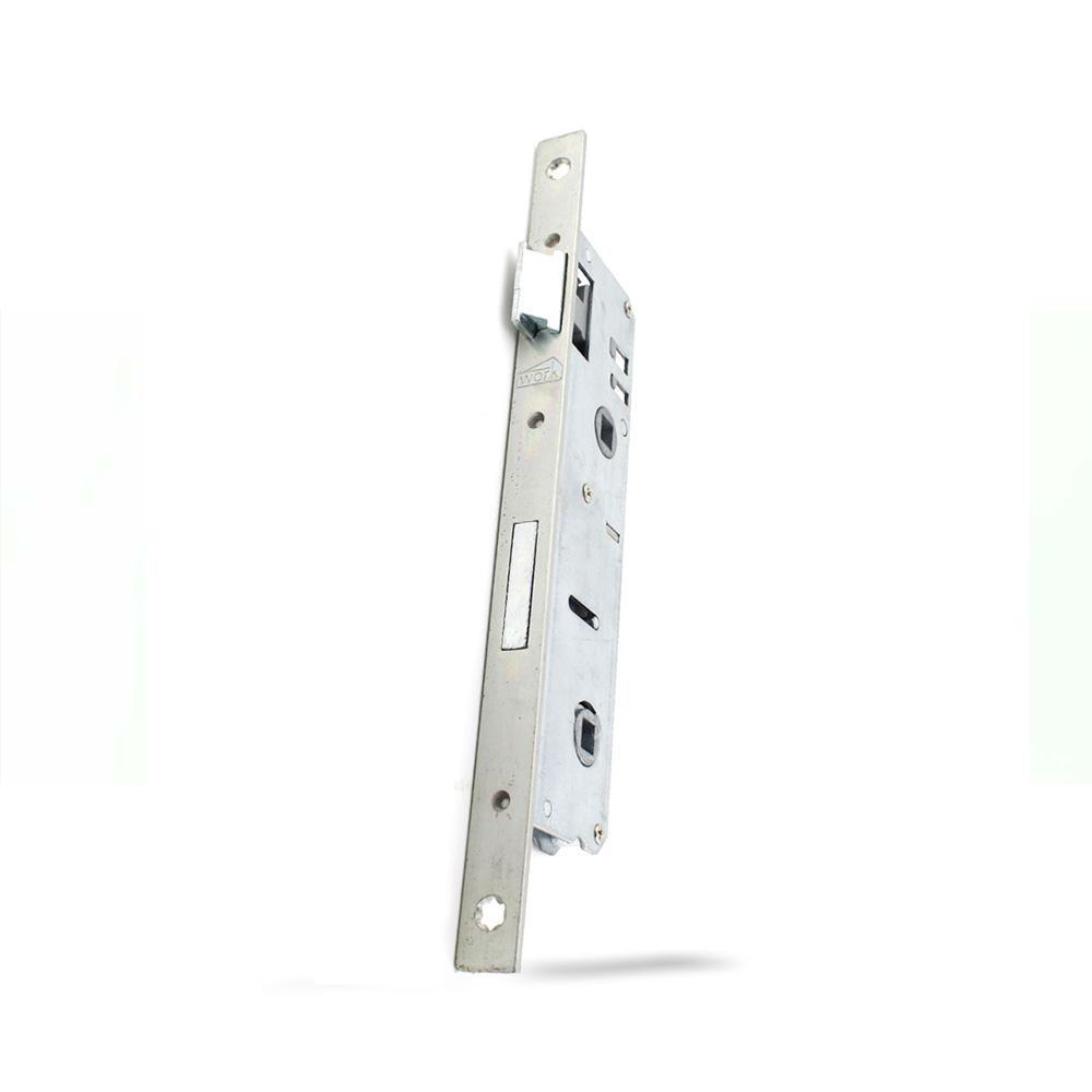 30 - 90 mm Eksen PVC Banyo ve WC Kilidi ( Metal )