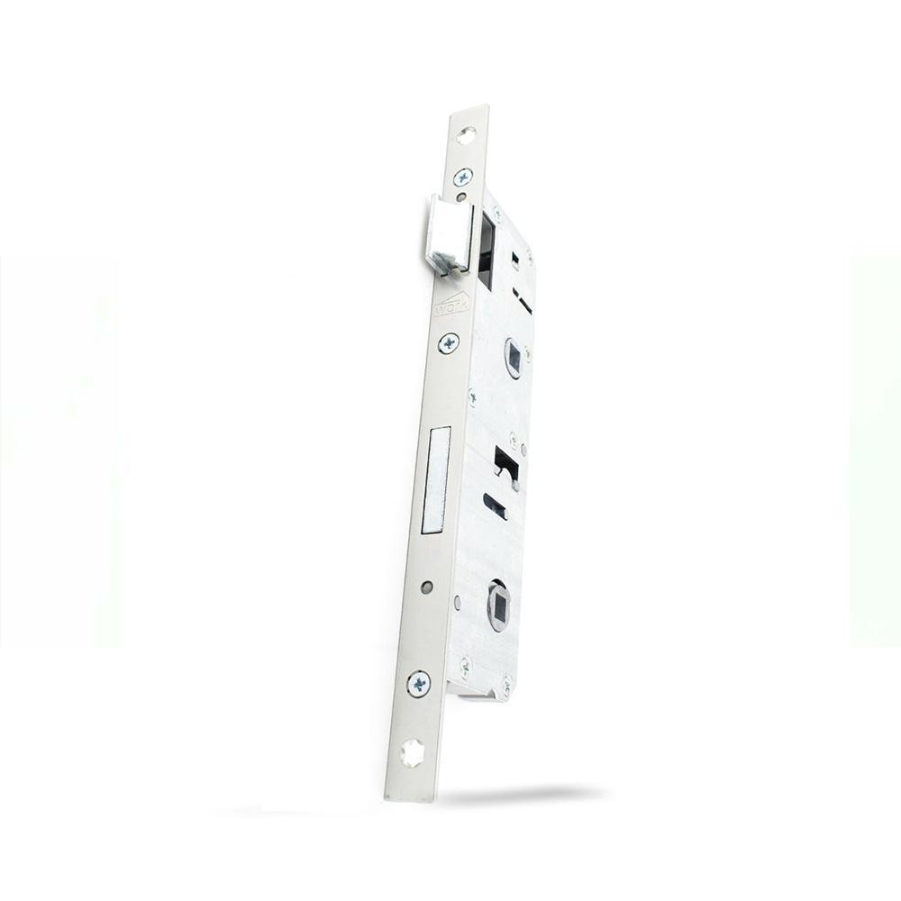 28 - 90 mm Eksen PVC Banyo ve WC Kilidi ( E Serisi )