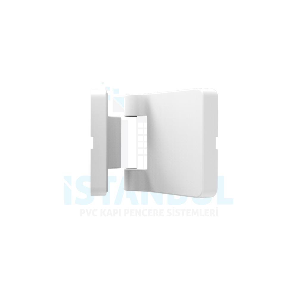 Katlanır Menteşe Kapak  (18-38) Beyaz
